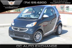 2013 Smart fortwo electric drive  Carfax Report - No AccidentsDamage Reported  Silver Metallic