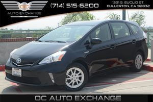 2014 Toyota Prius v Two Carfax 1-Owner - No AccidentsDamage Reported Air Conditioning  AC Aud