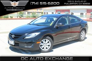 2013 Mazda Mazda6 i Sport Carfax Report - No AccidentsDamage Reported  Ebony Black  We are no