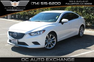 2014 Mazda Mazda6 i Touring Carfax 1-Owner - No Accidents  Damage Reported to CARFAX  Snowflak