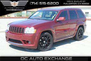 2007 Jeep Grand Cherokee SRT-8 Carfax Report  BURGUNDY          30068 Per Month - On  Approv