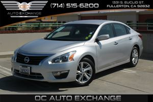 2013 Nissan Altima 25 SV Carfax Report - No AccidentsDamage Reported  Brilliant Silver Metall