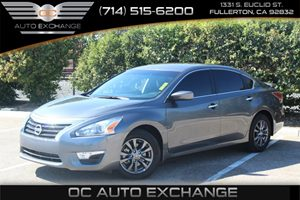 2015 Nissan Altima 25 S Carfax Report  Gray  We are not responsible for typographical errors