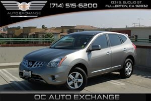2013 Nissan Rogue S Carfax Report  Gray  We are not responsible for typographical errors All