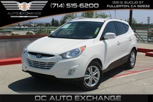 2013 Hyundai Tucson GLS Carfax Report - No AccidentsDamage Reported  Cotton White  We are not