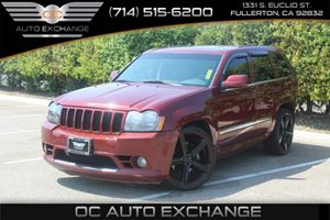 2007 Jeep Grand Cherokee SRT-8 Carfax Report - No AccidentsDamage Reported  Burgundy  We are