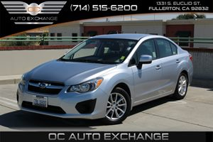 2013 Subaru Impreza Sedan Premium Carfax Report - No AccidentsDamage Reported  Ice Silver Meta