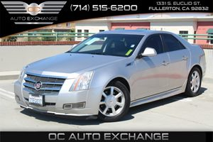 2008 Cadillac CTS AWD w1SA Carfax Report - No AccidentsDamage Reported  Silver 2008 CADILLAC