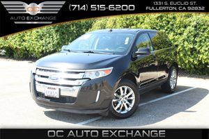 2013 Ford Edge Limited Carfax Report  Tuxedo Black Metallic  We are not responsible for typogr