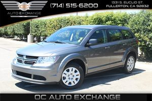 2013 Dodge Journey American Value Pkg Carfax Report - No AccidentsDamage Reported  Charcoal