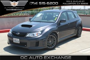 2013 Subaru Impreza Wagon WRX WRX Carfax Report - No AccidentsDamage Reported  Charcoal  We a
