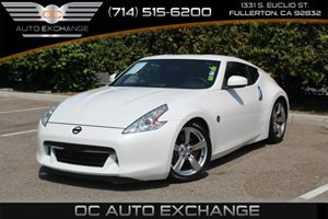 2012 Nissan 370Z  Carfax Report - No AccidentsDamage Reported  Pearl White  We are not respon