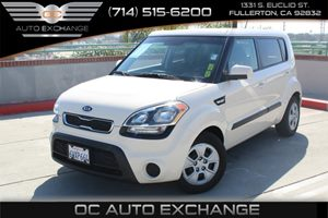 2012 Kia Soul Base Carfax Report - No AccidentsDamage Reported  Clear White  We are not respo