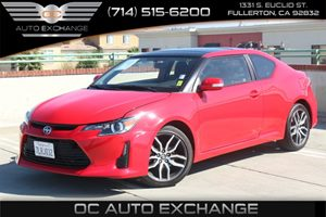 2015 Scion tC  Carfax 1-Owner - No AccidentsDamage Reported  Absolutely Red  We are not respo