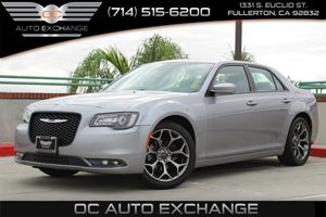 2016 Chrysler 300 300S Carfax 1-Owner - No AccidentsDamage Reported  Billet Silver Metallic Cl