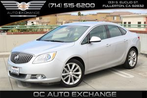 2014 Buick Verano  Carfax Report - No AccidentsDamage Reported  Quicksilver Metallic  We are