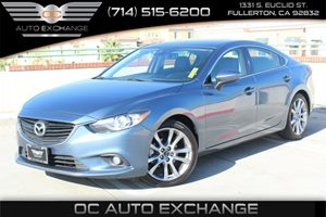 2014 Mazda Mazda6 i Grand Touring Carfax 1-Owner  Blue Reflex Mica  We are not responsible for