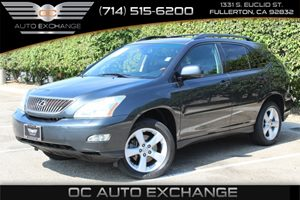 2007 Lexus RX 350  Carfax 1-Owner - No AccidentsDamage Reported  Gray  We are not responsible