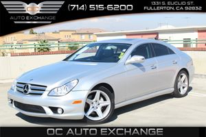2011 MERCEDES CLS-Class Coupe Carfax Report - No AccidentsDamage Reported  Iridium Silver Meta