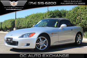 2002 Honda S2000  Carfax Report  Sebring Silver Metallic  We are not responsible for typograph