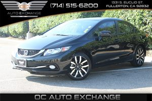 View 2015 Honda Civic Sedan