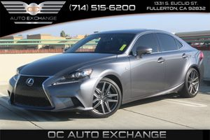 2014 Lexus IS 250  Carfax 1-Owner - No AccidentsDamage Reported  Nebula Gray Pearl  We are no