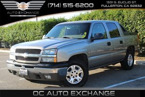 2003 Chevrolet Avalanche  Carfax Report - No AccidentsDamage Reported  Black  We are not resp