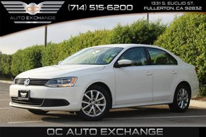 2013 Volkswagen Jetta Sedan SE wConvenience Carfax 1-Owner - No AccidentsDamage Reported  Can