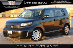 2010 Scion xB 24L FWD Carfax 1-Owner  Black Sand Pearl  YouGre going to need a bigger stock