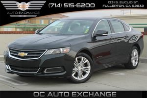 2015 Chevrolet Impala LT Carfax Report - No AccidentsDamage Reported  Ashen Gray Metallic