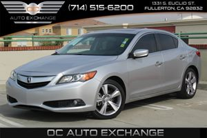 2013 Acura ILX Premium Pkg Carfax 1-Owner  Silver Moon Metallic  YouGre going to need a bigg