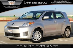 2010 Scion xD  Carfax 1-Owner - No AccidentsDamage Reported  Silver Streak Mica  We are not r