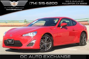 2016 Scion FR-S  Carfax 1-Owner - No AccidentsDamage Reported  Red  YouGre going to need a