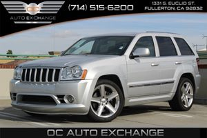 2007 Jeep Grand Cherokee SRT-8 Carfax Report - No AccidentsDamage Reported  Bright Silver Meta