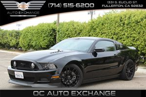 2014 Ford Mustang GT W BOSS 302 Carfax Report - No AccidentsDamage Reported  Black 262014 FO