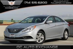 2014 Hyundai Sonata GLS Carfax 1-Owner - No AccidentsDamage Reported  Iridescent Silver Blue P