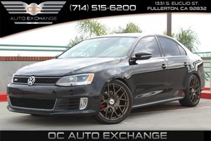2012 Volkswagen GLI Autobahn PZEV Carfax Report - No AccidentsDamage Reported  Deep Black Meta