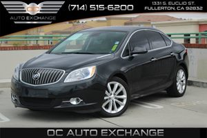 2014 Buick Verano Flex Fuel Carfax 1-Owner  Smoky Gray Metallic 2014 BUICK VERANO FLEX FUEL