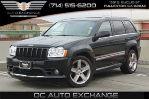 2006 Jeep Grand Cherokee SRT-8 Carfax Report - No AccidentsDamage Reported  Black          3