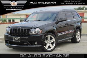 2007 Jeep Grand Cherokee SRT-8 Carfax Report  Black 2007 JEEP GRAND CHEROKEE SRT-8  61L 8 CY