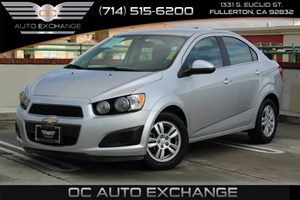 2014 Chevrolet Sonic LT Carfax 1-Owner - No AccidentsDamage Reported  Silver Ice Metallic  We