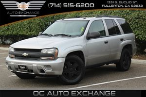2005 Chevrolet TrailBlazer LS Carfax Report  Silverstone Metallic  We are not responsible for