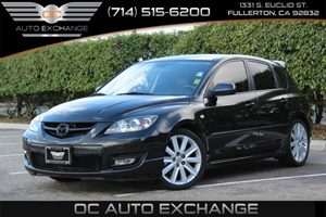 2008 Mazda Mazda3 Mazdaspeed3 GT Carfax Report - No AccidentsDamage Reported  Black Mica  We