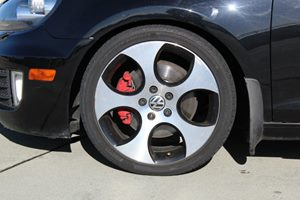 2012 Volkswagen GTI PZEV Carfax Report - No AccidentsDamage Reported  Deep Black Pearl Metalli