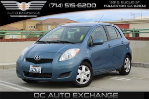 2010 Toyota Yaris  Carfax Report  Bayou Blue Pearl  We are not responsible for typographical e