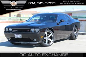 2011 Dodge Challenger RT Carfax Report  Black  We are not responsible for typographical error