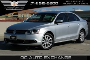 2013 Volkswagen Jetta Sedan SE wConvenience Carfax 1-Owner - No AccidentsDamage Reported  Moo