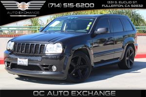 2006 Jeep Grand Cherokee SRT-8 Carfax Report - No AccidentsDamage Reported  BLACK  We are not