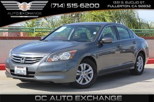 2011 Honda Accord Sdn SE Carfax Report  Gray          15748 Per Month - On Approved Credit