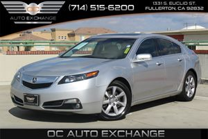 2013 Acura TL  Carfax 1-Owner  Silver Moon          23153 Per Month - On Approved Credit
